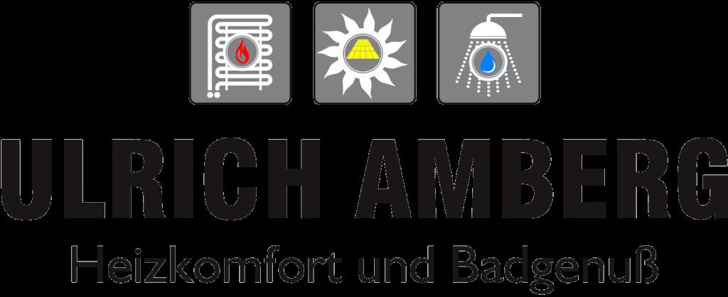 Logo Ulrich Amberg Heizungsbau, Sanitäranlagen, Solartechnik